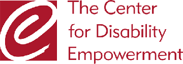 Center for Disability Empowerment logo