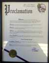Pickerington proclamation